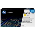 HP 504A (CE252A) Yellow Original LaserJet Toner Cartridge (7,000 Yield)