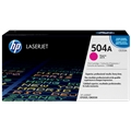 HP 504A (CE253A) Magenta Original LaserJet Toner Cartridge (7,000 Yield)