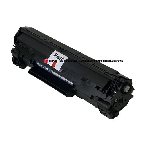 Compatible HP 78A (CE278A) Black LaserJet Toner Cartridge (2,100 Yield)