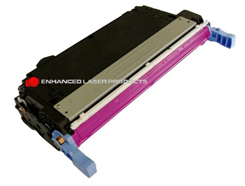 Compatible HP 643A (Q5953A) Magenta LaserJet Toner Cartridge (10,000 Yield)