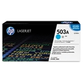 HP 503A (Q7581A) Cyan Original LaserJet Toner Cartridge (6,000 Yield)