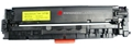 Compatible HP 304A (CC532A) Yellow LaserJet Toner Cartridge (2,800 Yield)