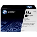 HP 55A (CE255A) Black Original LaserJet Toner Cartridge (6,000 Yield)