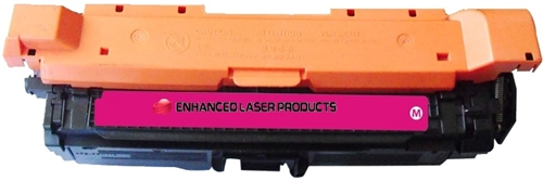 Compatible HP 648A (CE263A) Magenta LaserJet Toner Cartridge (11,000 Yield)