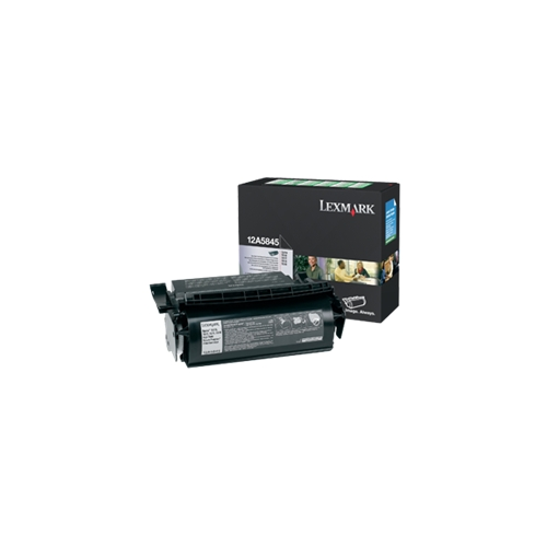 Lexmark Optra T High Yield Return Program Print Cartridge