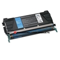 Compatible Lexmark C522, C524, C53x Cyan Toner Cartridge