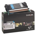 Lexmark C524, C532, C534 Cyan High Yield Return Program Toner Cartridge