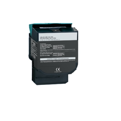 Compatible Lexmark C54x, X54x Black High Yield Toner Cartridge