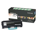 Lexmark E260, E360, E460, E462 Black Toner Cartridge (3,500 Yield)