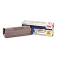 Okidata Yellow Toner Cartridge, 5K - Type C8
