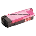 Compatible Oki 6100/C5550n Magenta Toner Cartridge,