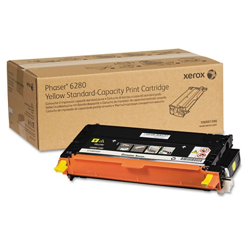 Xerox Phaser 6280 Yellow Toner Cartridge