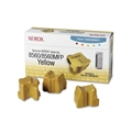 Xerox Phaser 8560 Yellow Solid Ink (3 sticks)