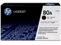 HP 80A (CF280A) Black Original LaserJet Toner Cartridge (2,700 Yield)
