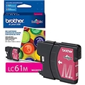 Brother (LC61M) Magenta Ink Cartridge (325 Yield)